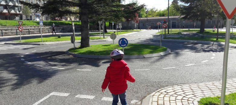 Parque de san Antonio de Avila