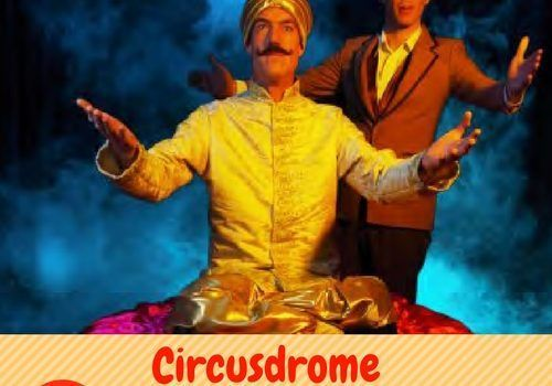 Circo en Ávila C ircusdrome