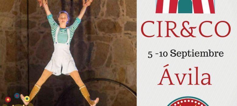 Festival Internacional de circo de Castilla y León