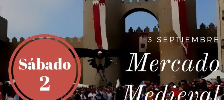 Programa Jornadas Medievales Ávila Sabado 2