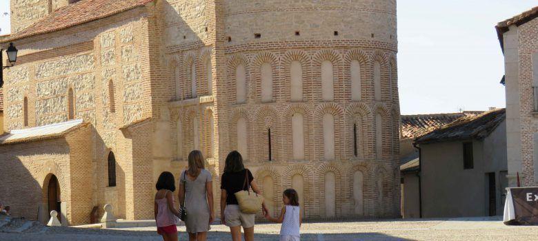 Visitar Arévalo con niños