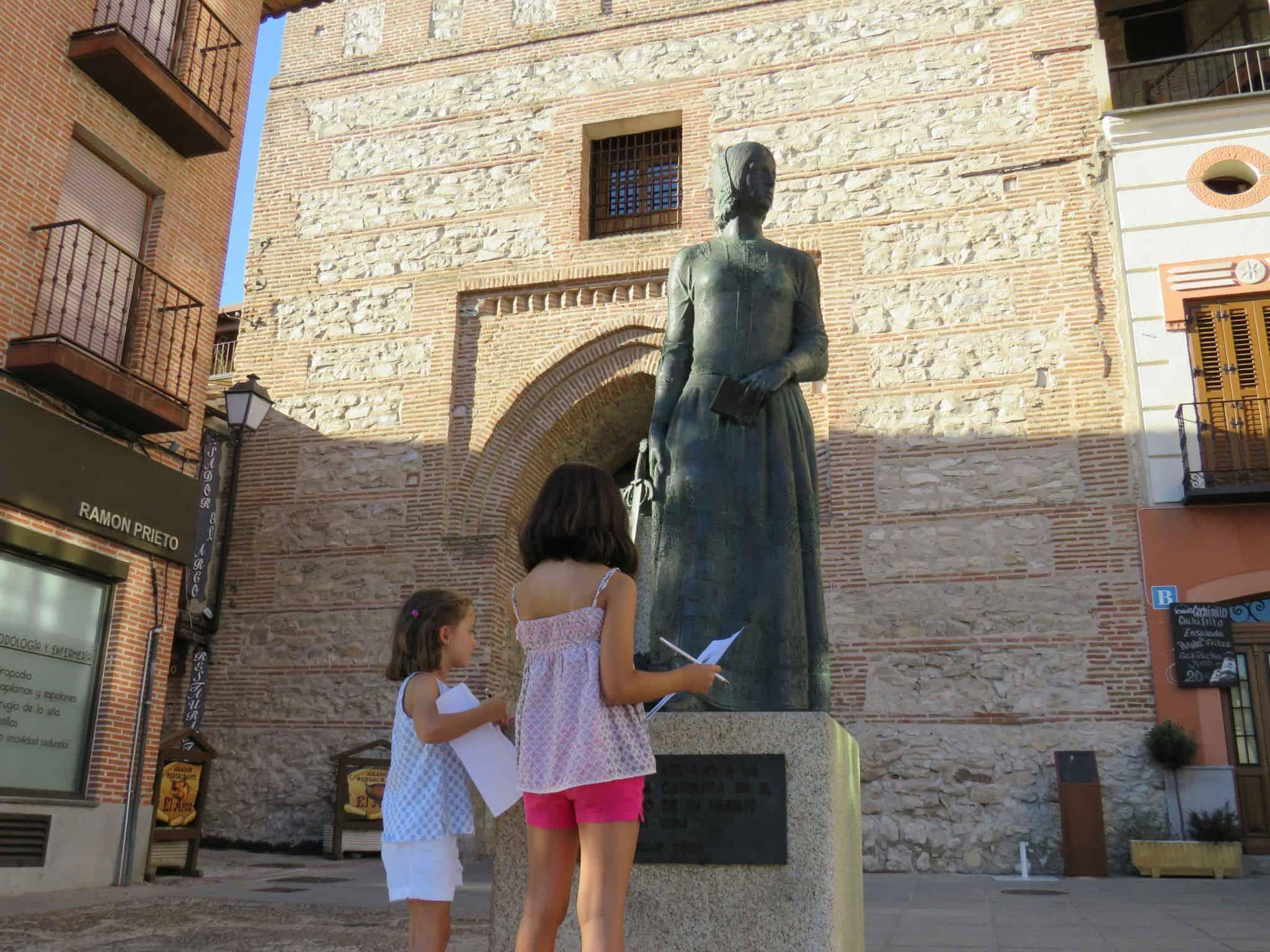 Arévalo es la segunda localidad más importante de la provincia de Ávila.