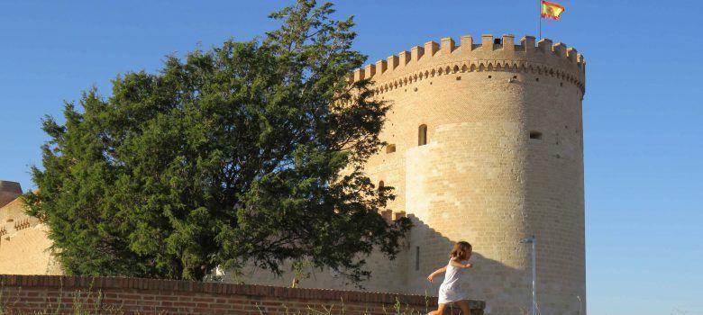 Castillo de Arévalo. Que ver en Arévalo