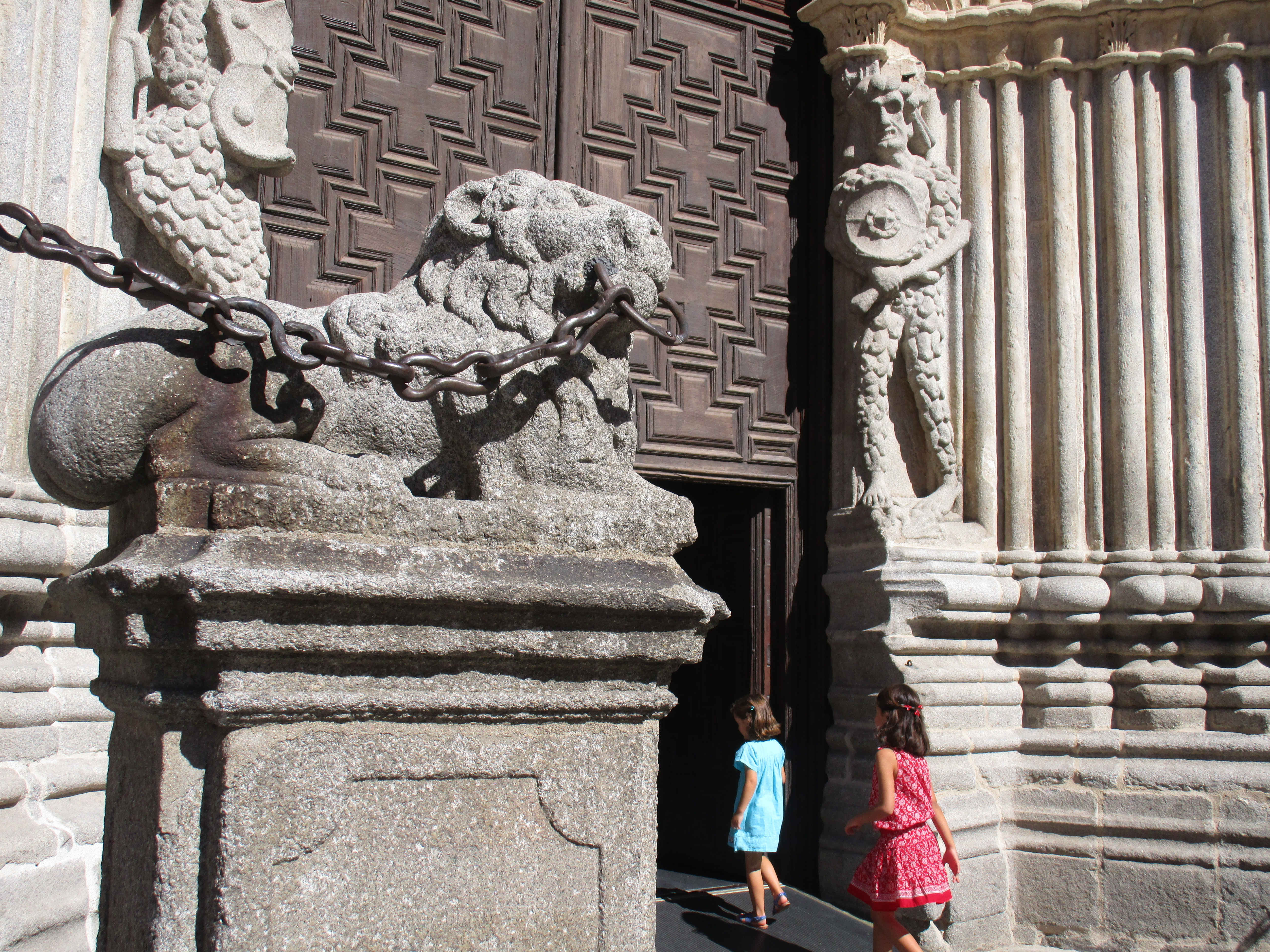 La Catedral de Ávila: toda una fortaleza