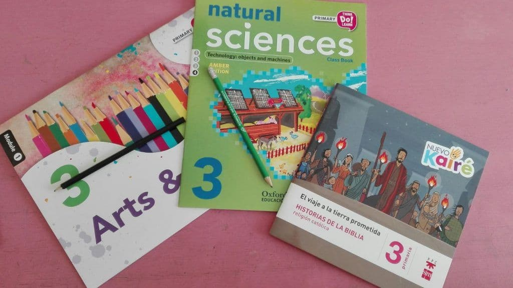 Pauatas para ayudar a hacer los deberes de los niños
