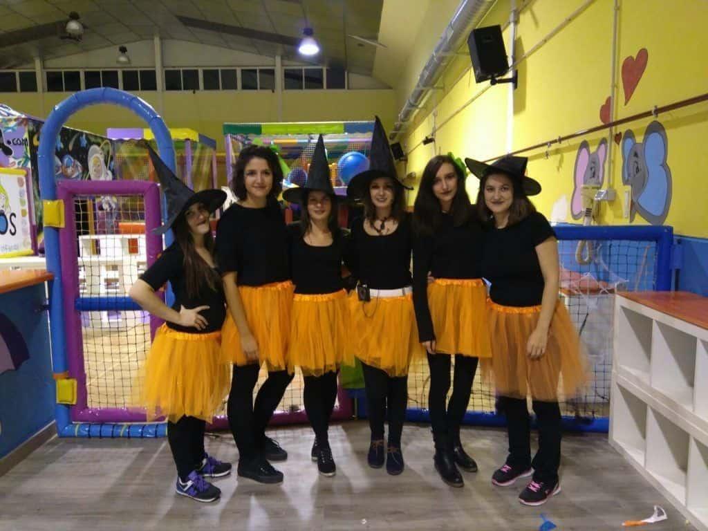 Halloween en Ávila Micos.