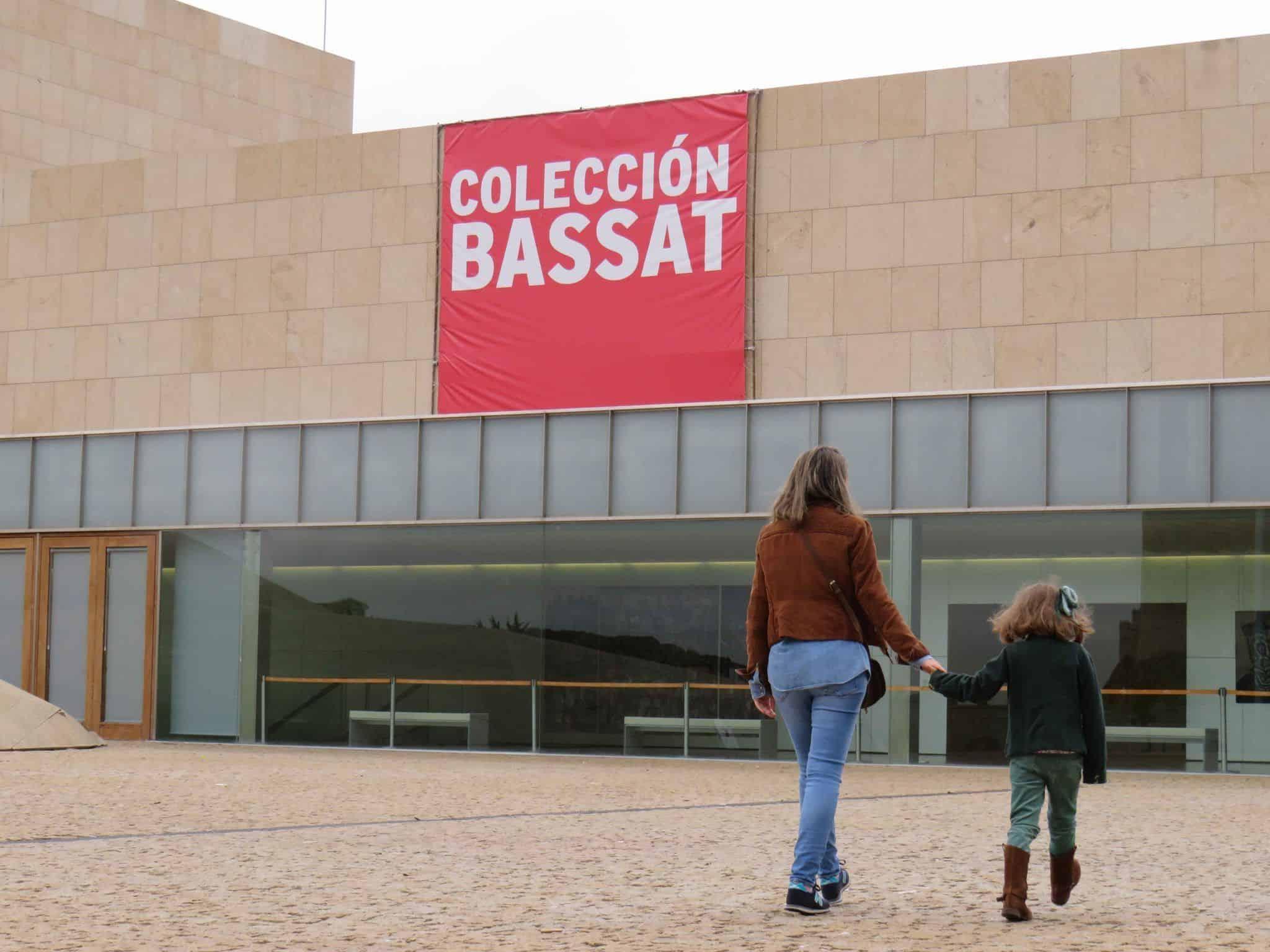Colección Bassat en Ávila