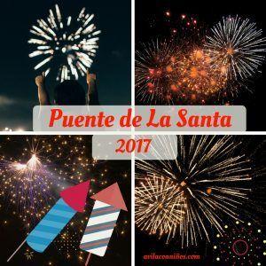 recomendaciones planes con niños en Ávila fiestas de la Santa