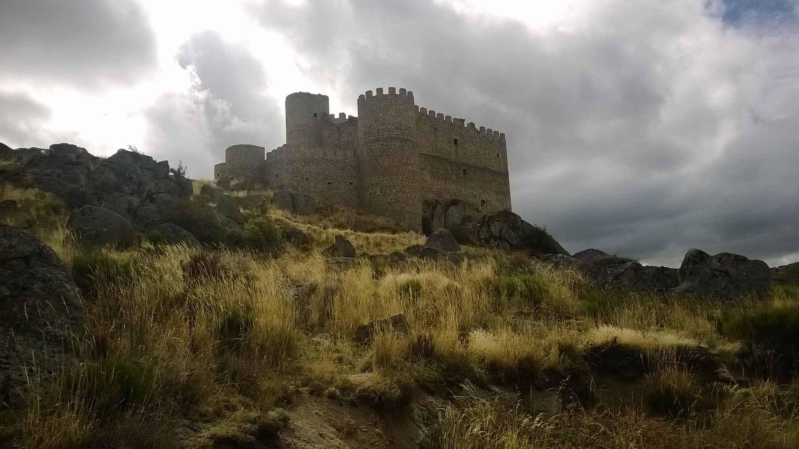 Castillo de Manqueospese o aunqueospese