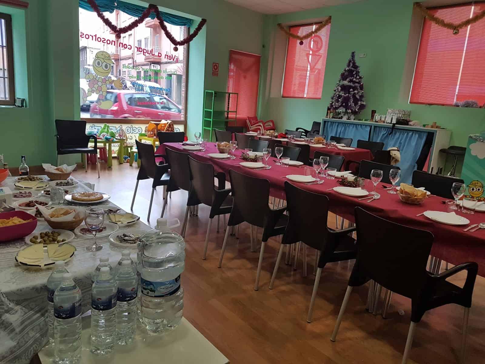 comidas navideñas en Ávila