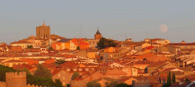 visitas guiadas Ávila