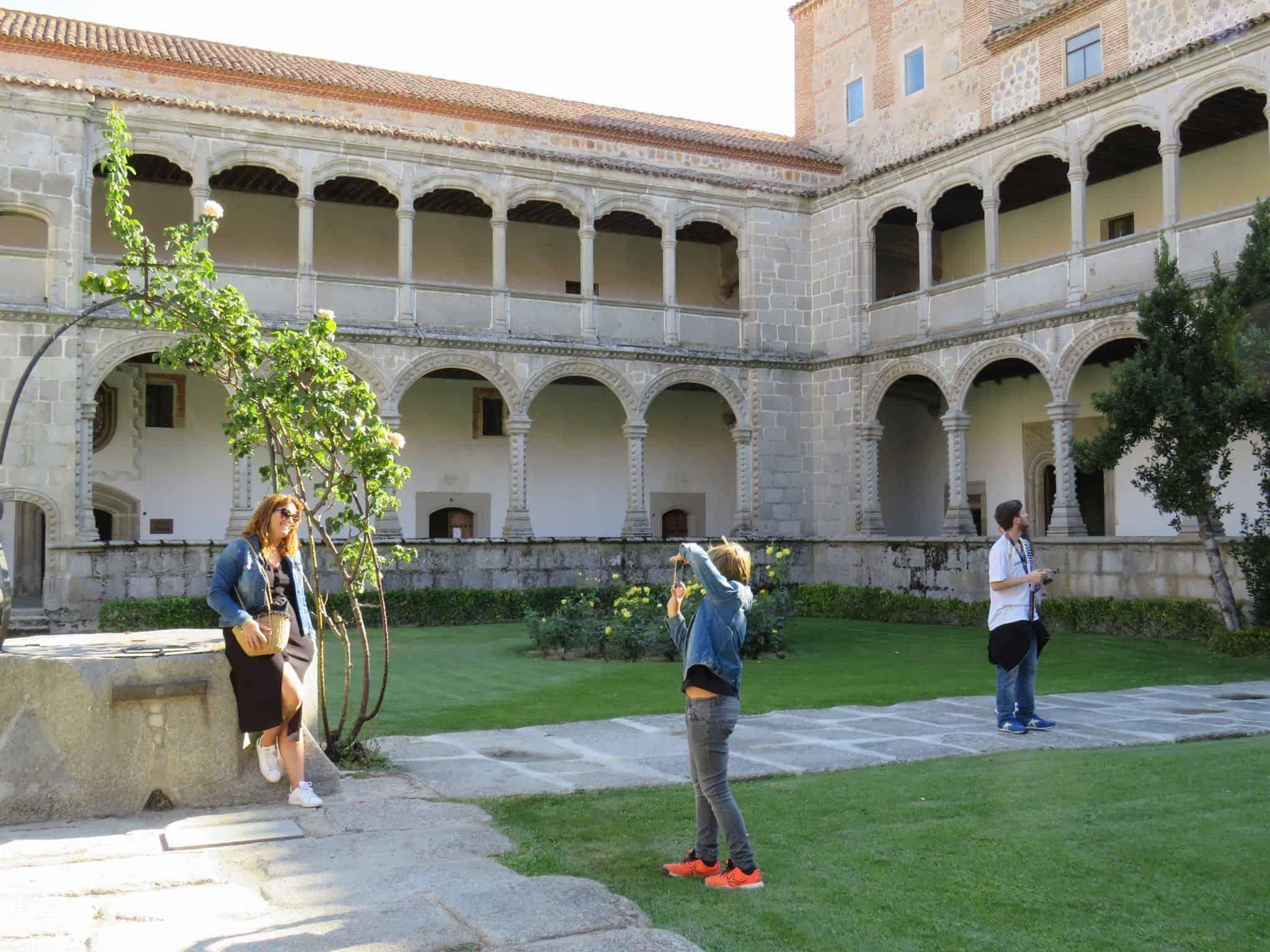 Monasterio de Santo Tomás en Ávila