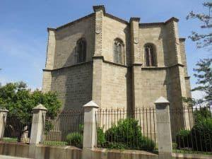 capilla de Mosén Rubí.