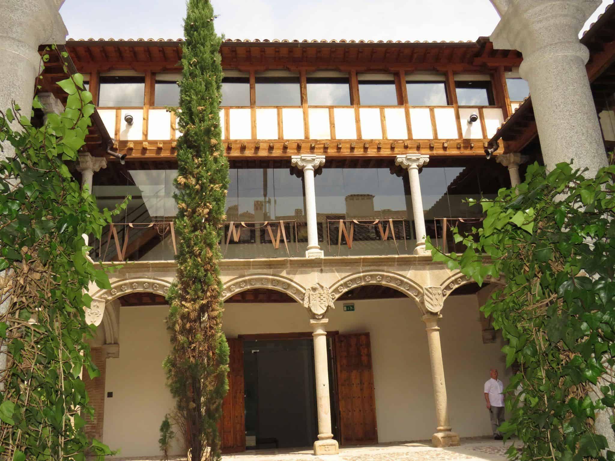 Palacio de Los Verdugo.