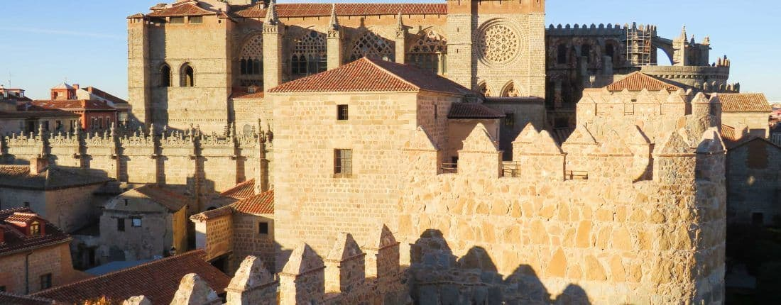 Muralla de Ávila: la visita por excelencia