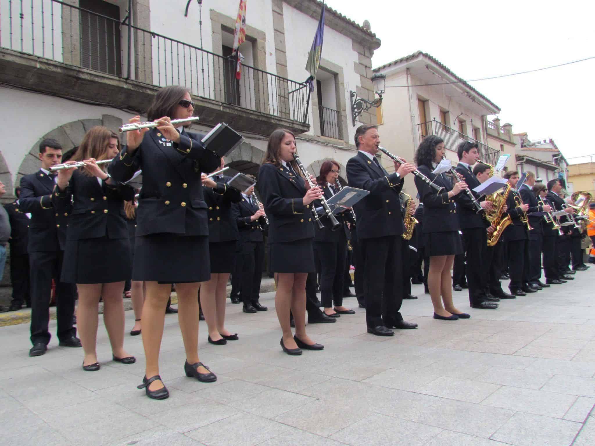 Conciertos de música en El Alberche