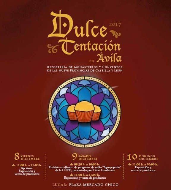 Dulce Tentación en Ávila