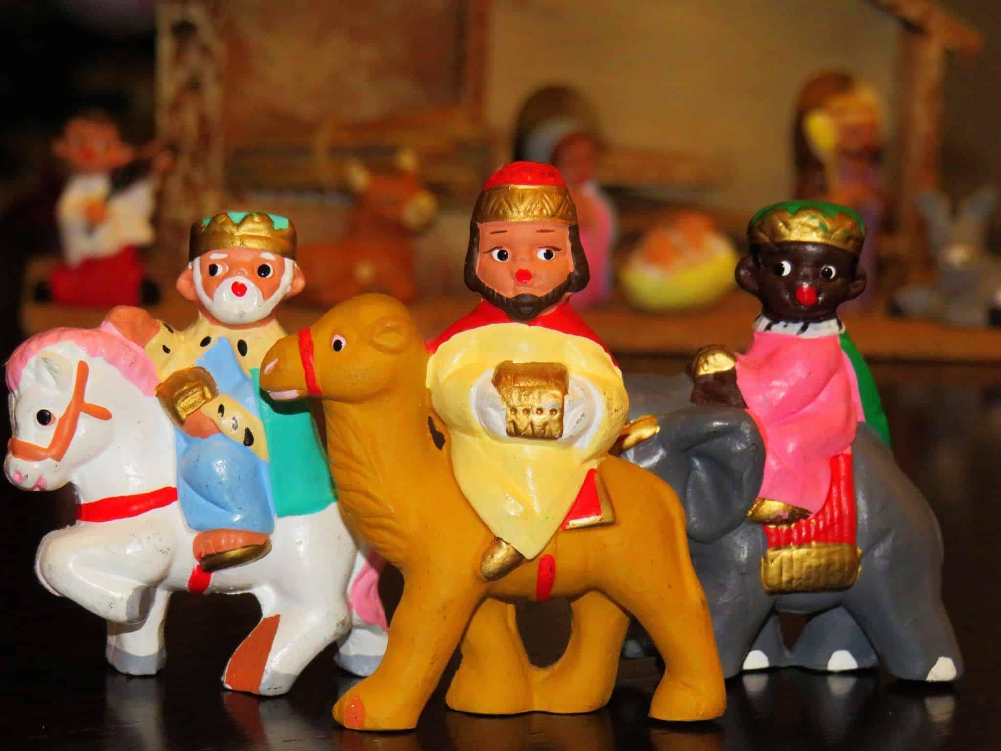 Reyes Magos en Ávila