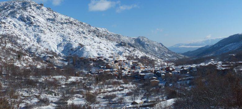 Navalacruz Nevado