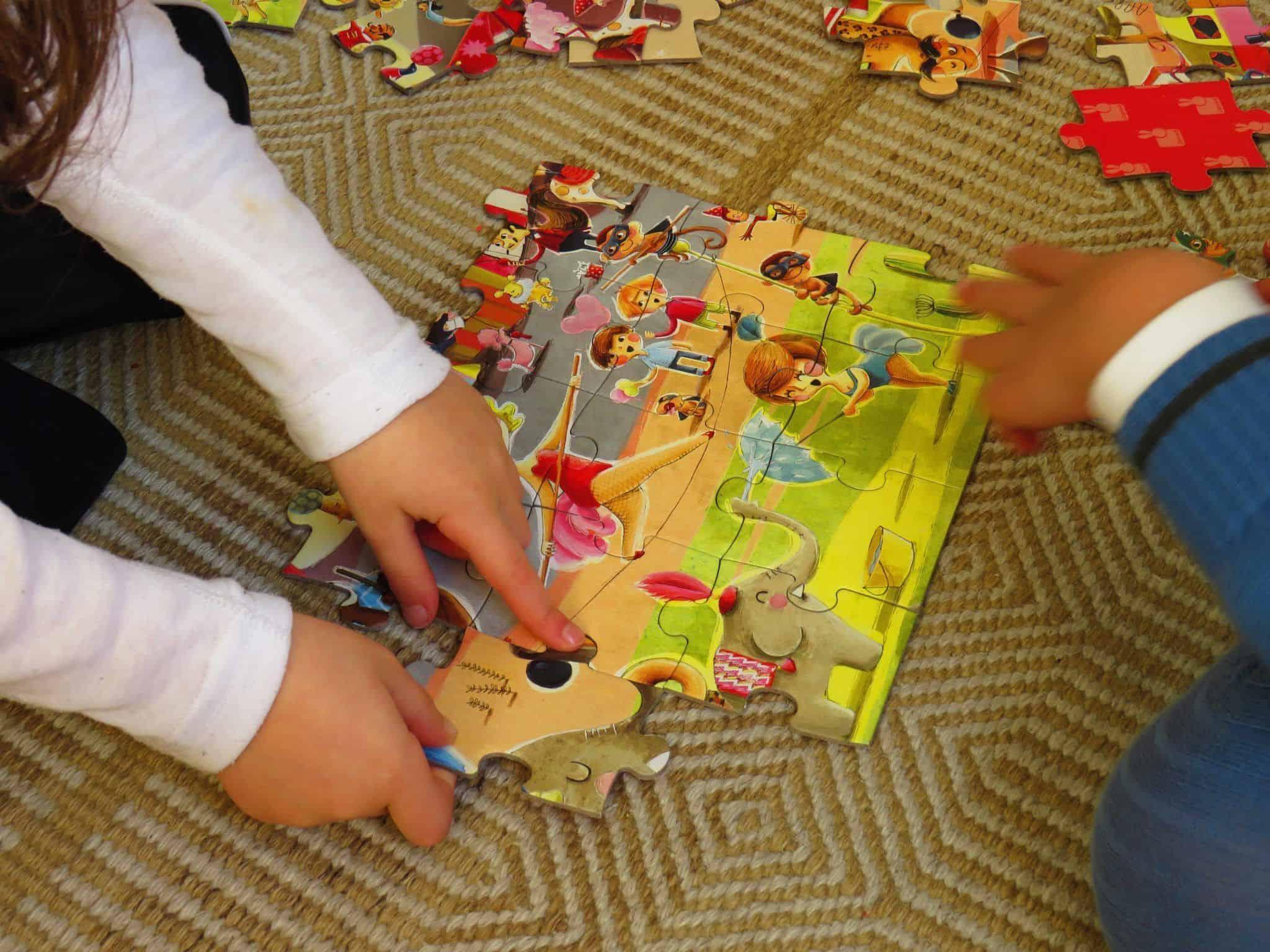 puzzles en Ávila