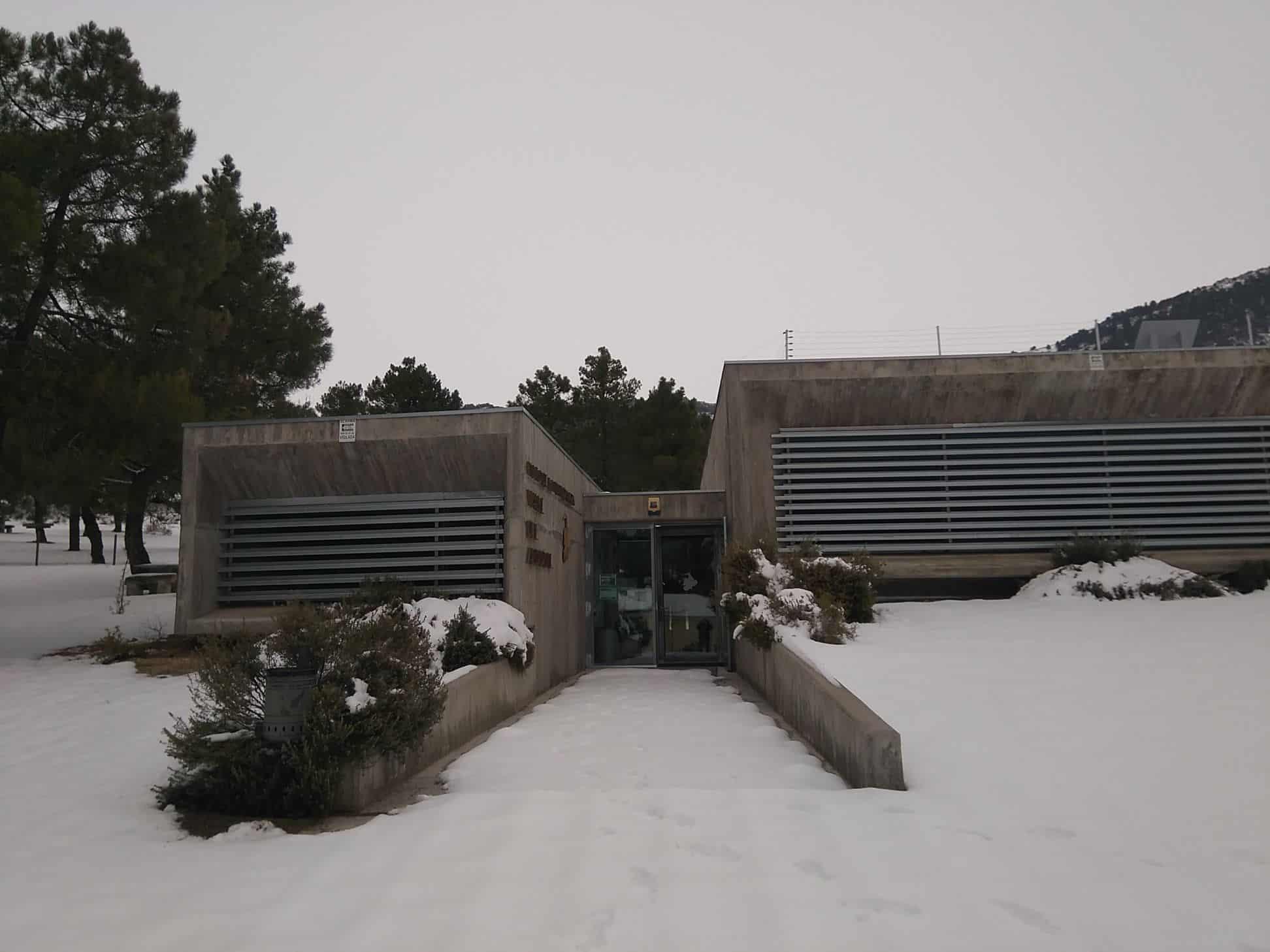 Museo del Alberche nevado