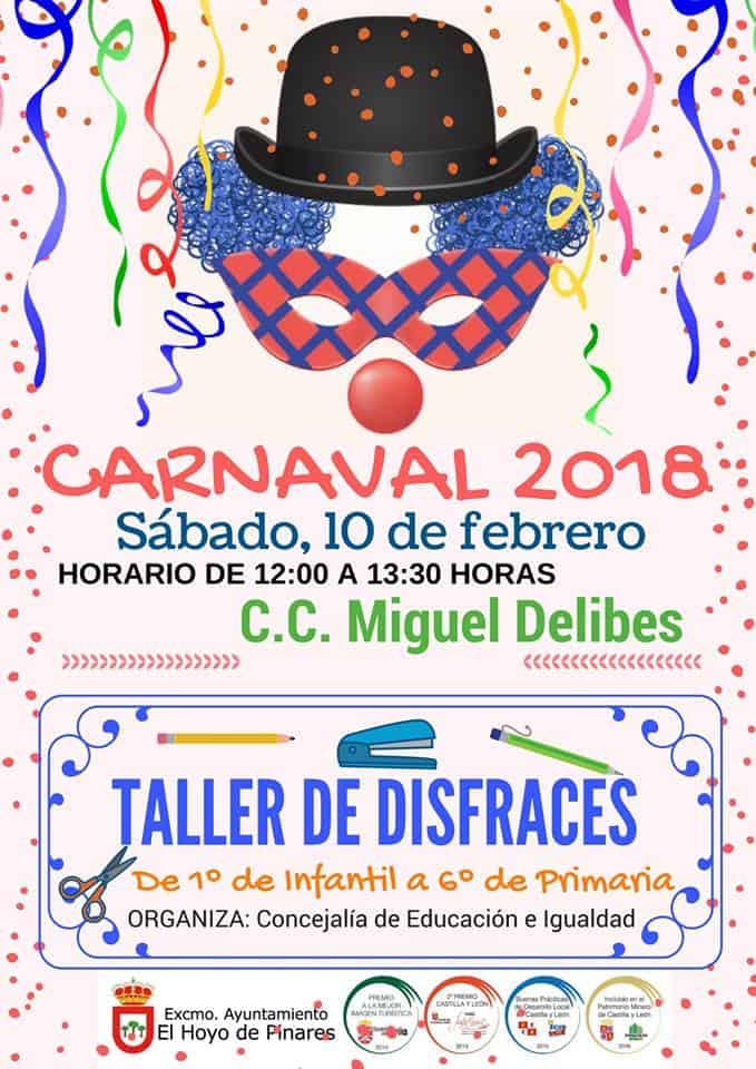 Carnavales en el Alberche