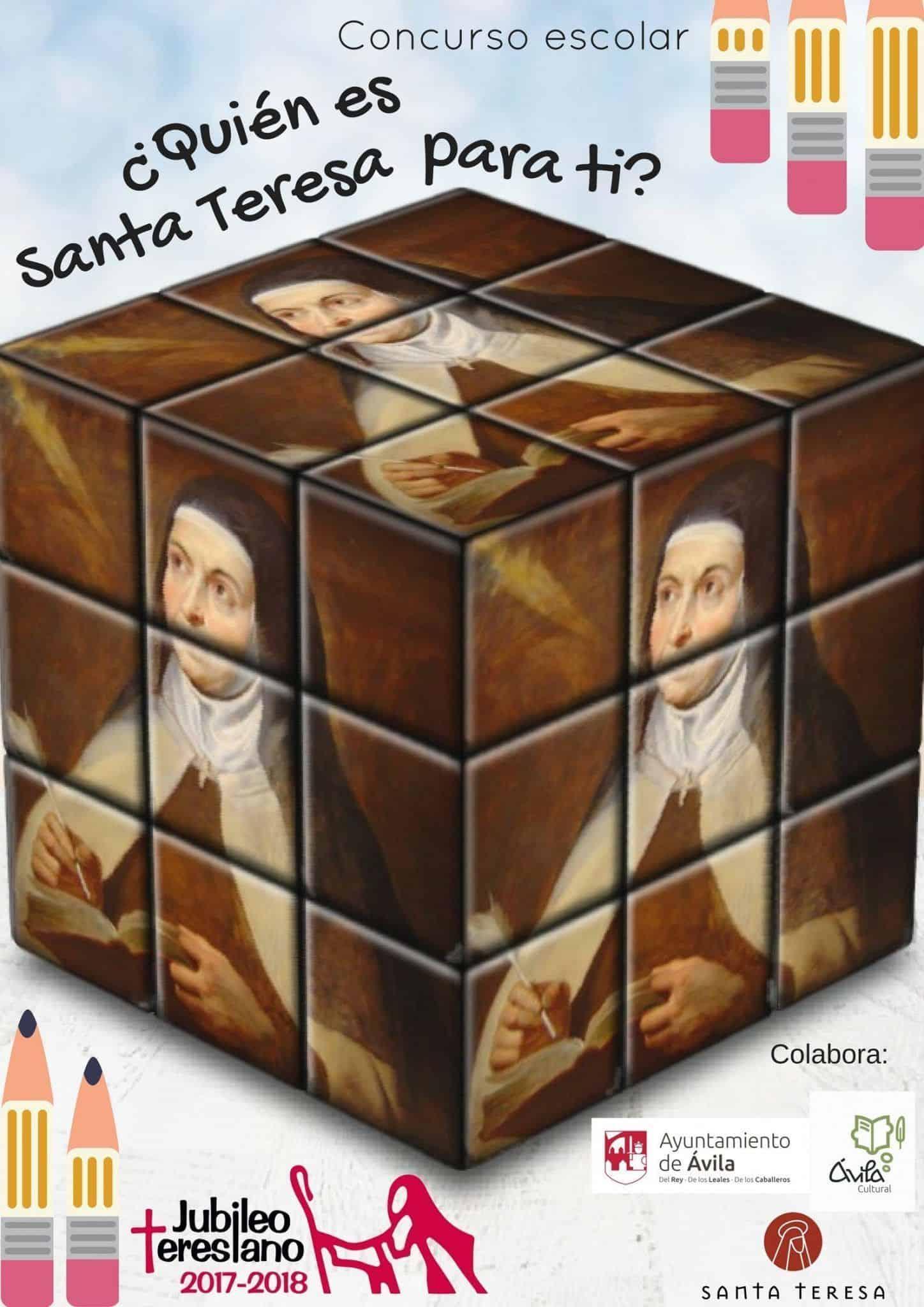 Concurso ¿Quién es Santa Teresa para ti?