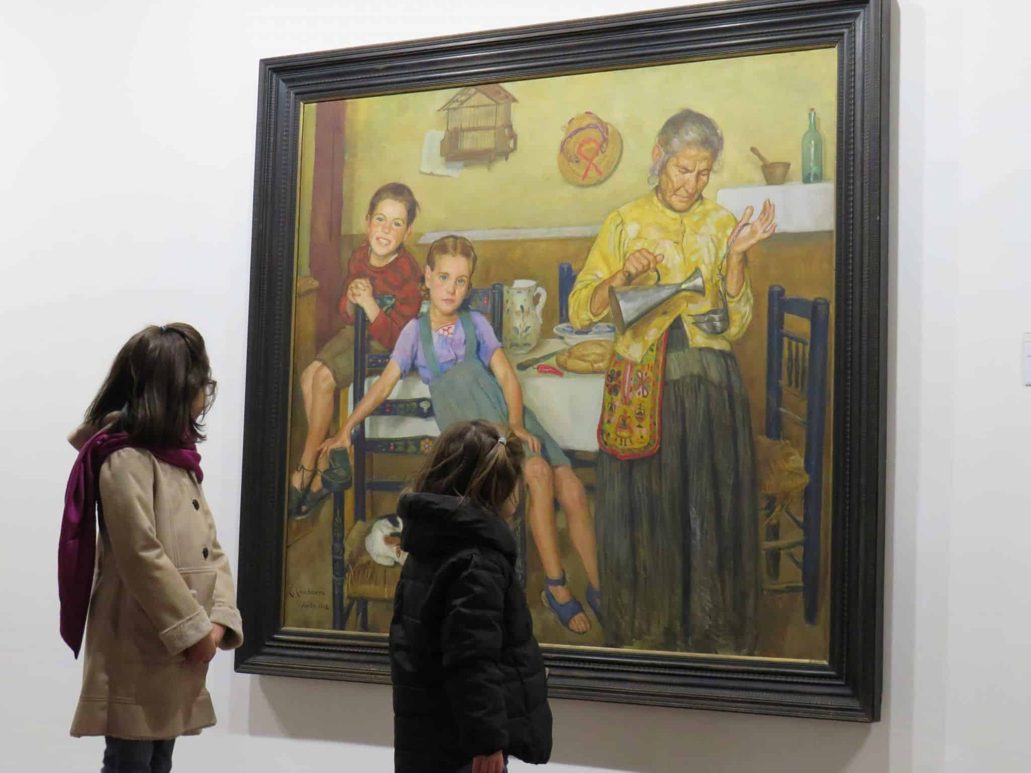 Exposición 'Los maestros de ayer'