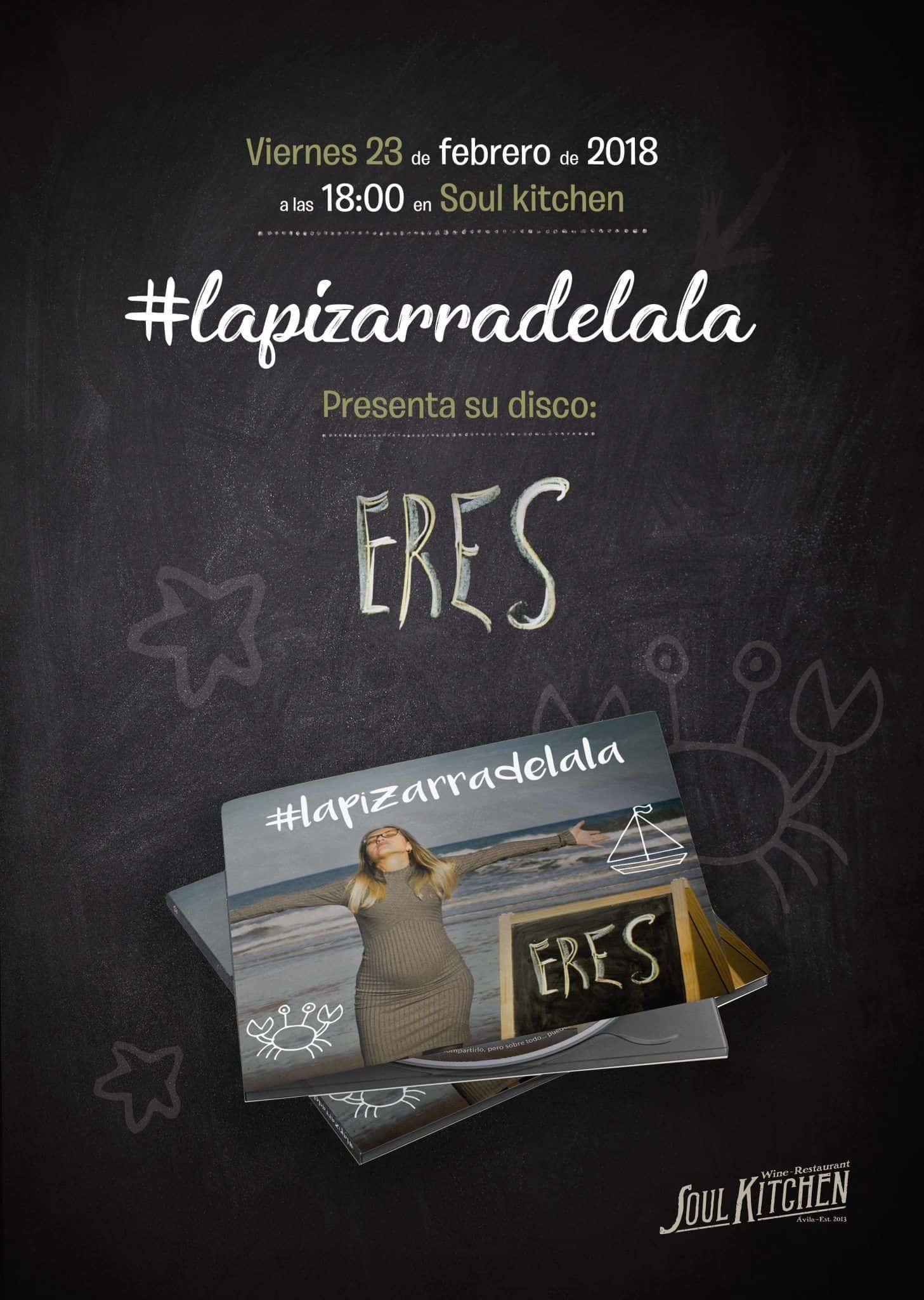 #lapizarradelala