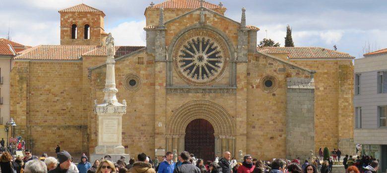 Un paseo para ver Ávila.