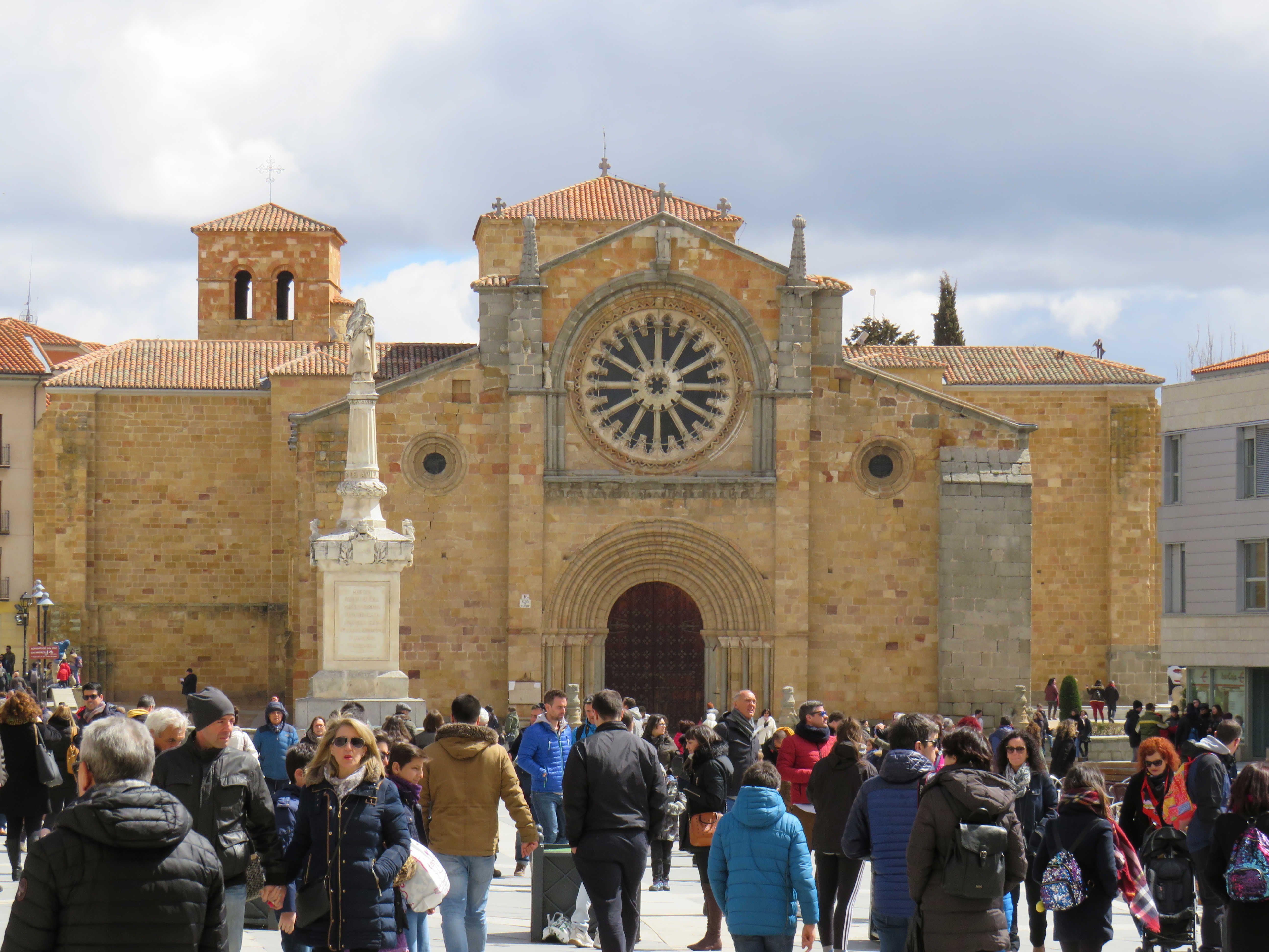Del Grande al Chico: un paseo para ver Ávila