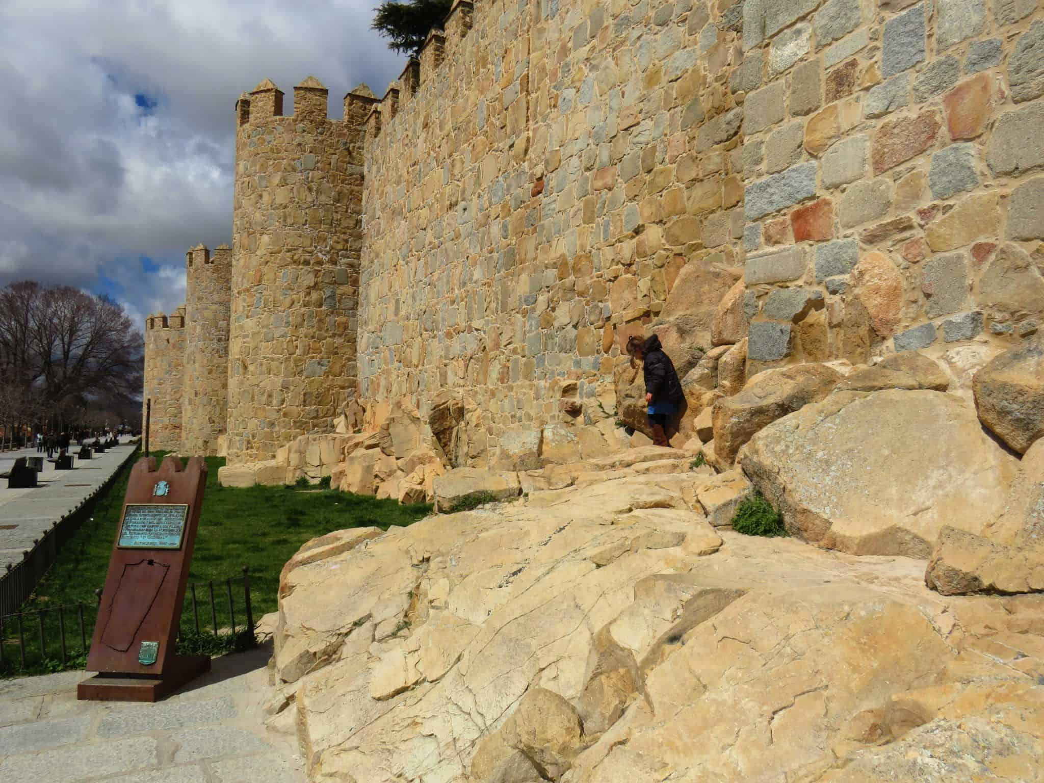 paseo por Ávila