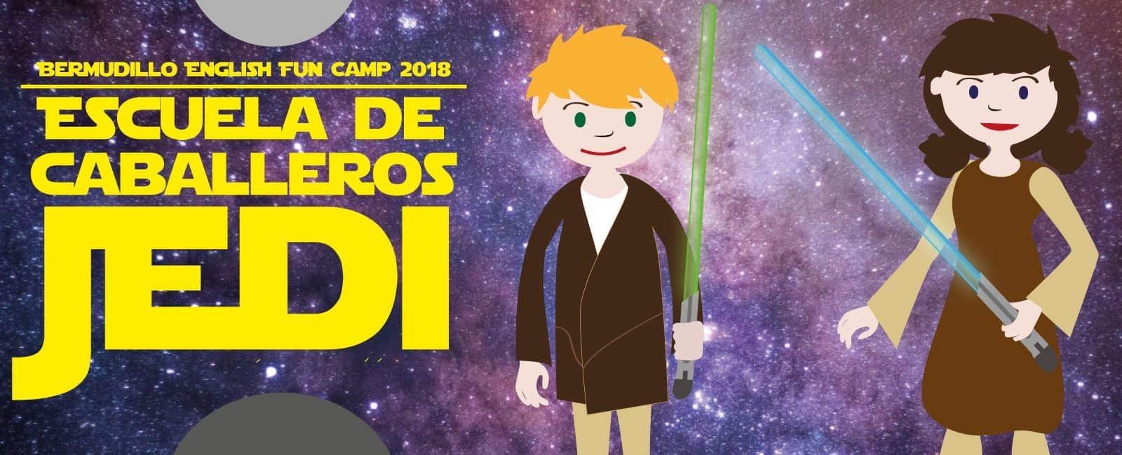 Campamento para niños Bermudillo English Fun Camp.