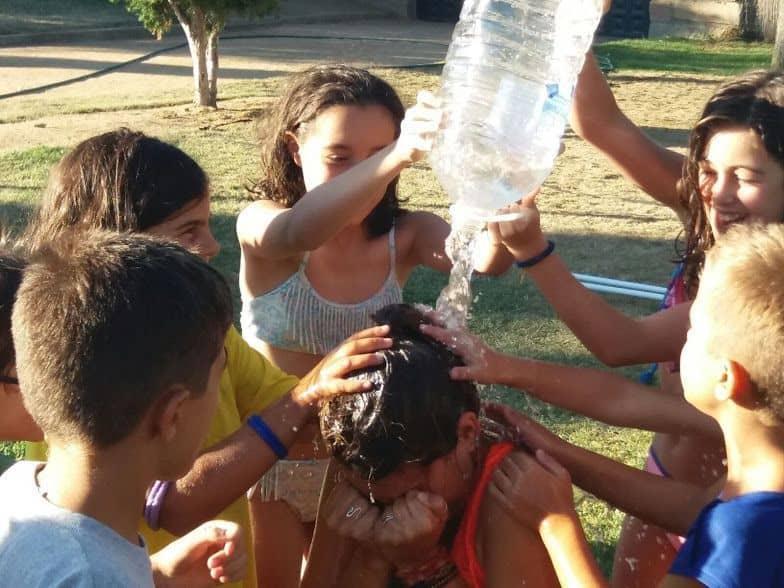 Bermudillo English Fun Camp. Campamento infantil en Ávila