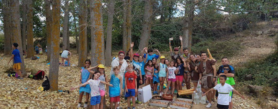Campamento Ulaka: diversión en Solosancho