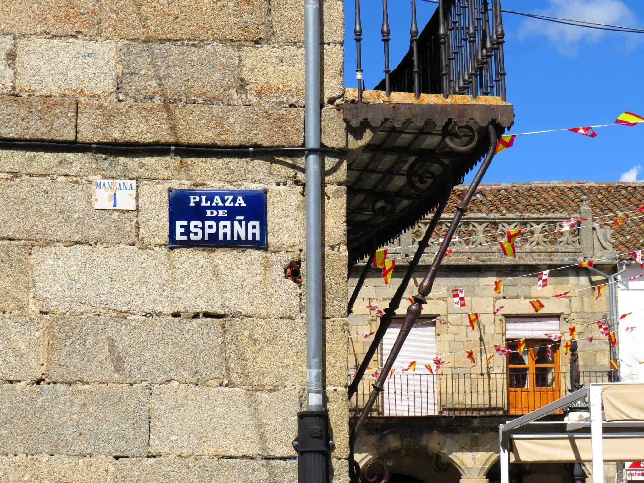 El Barco de Ávila.