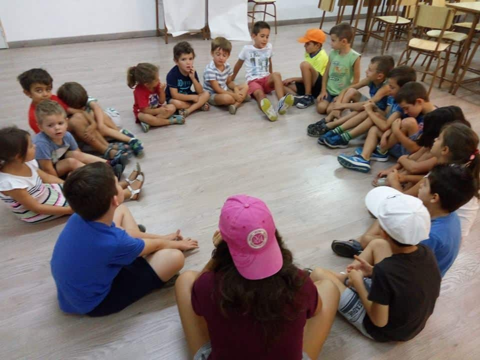 Escuela Verano Los Pitufos
