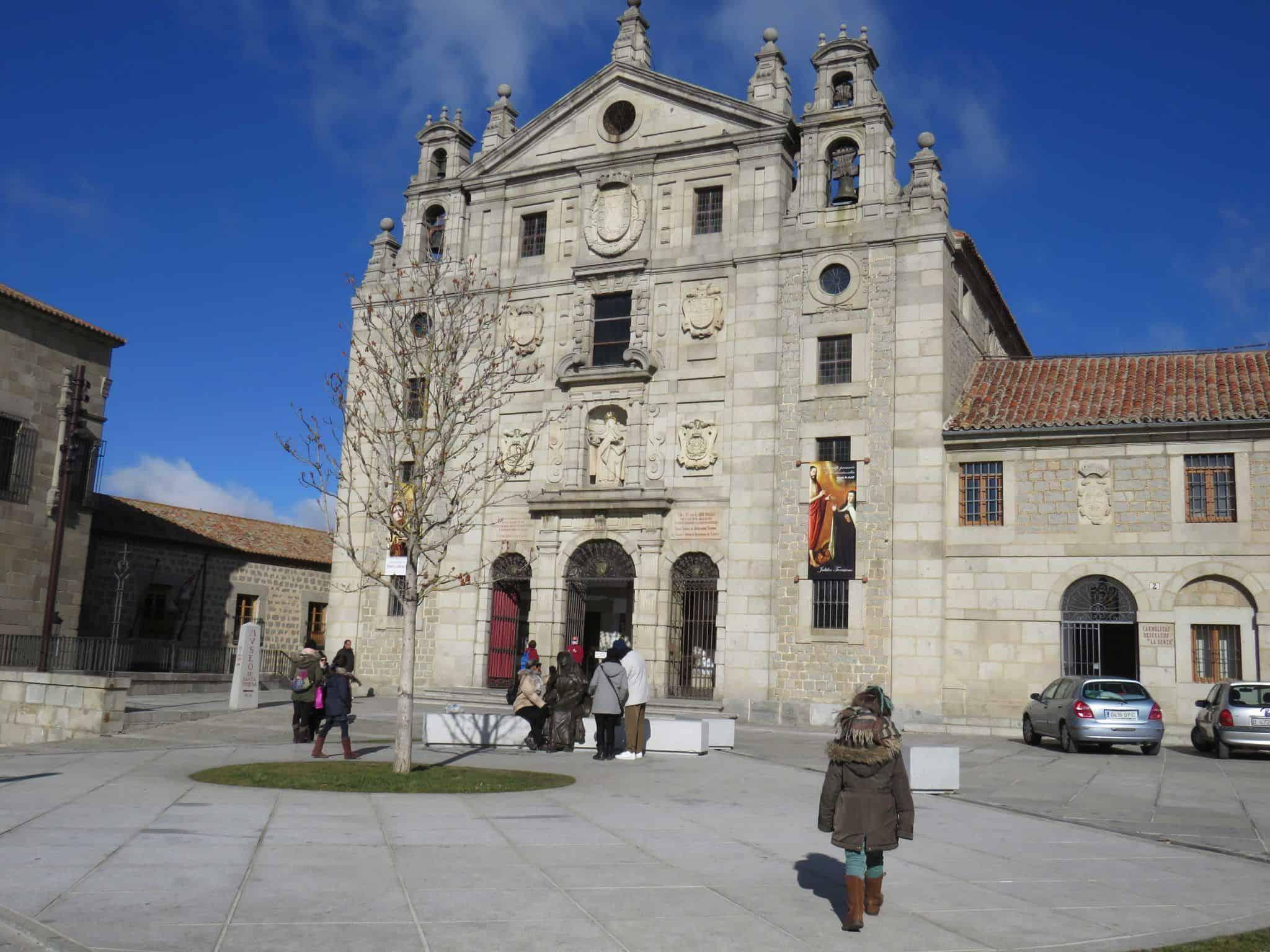 iglesia de la santa