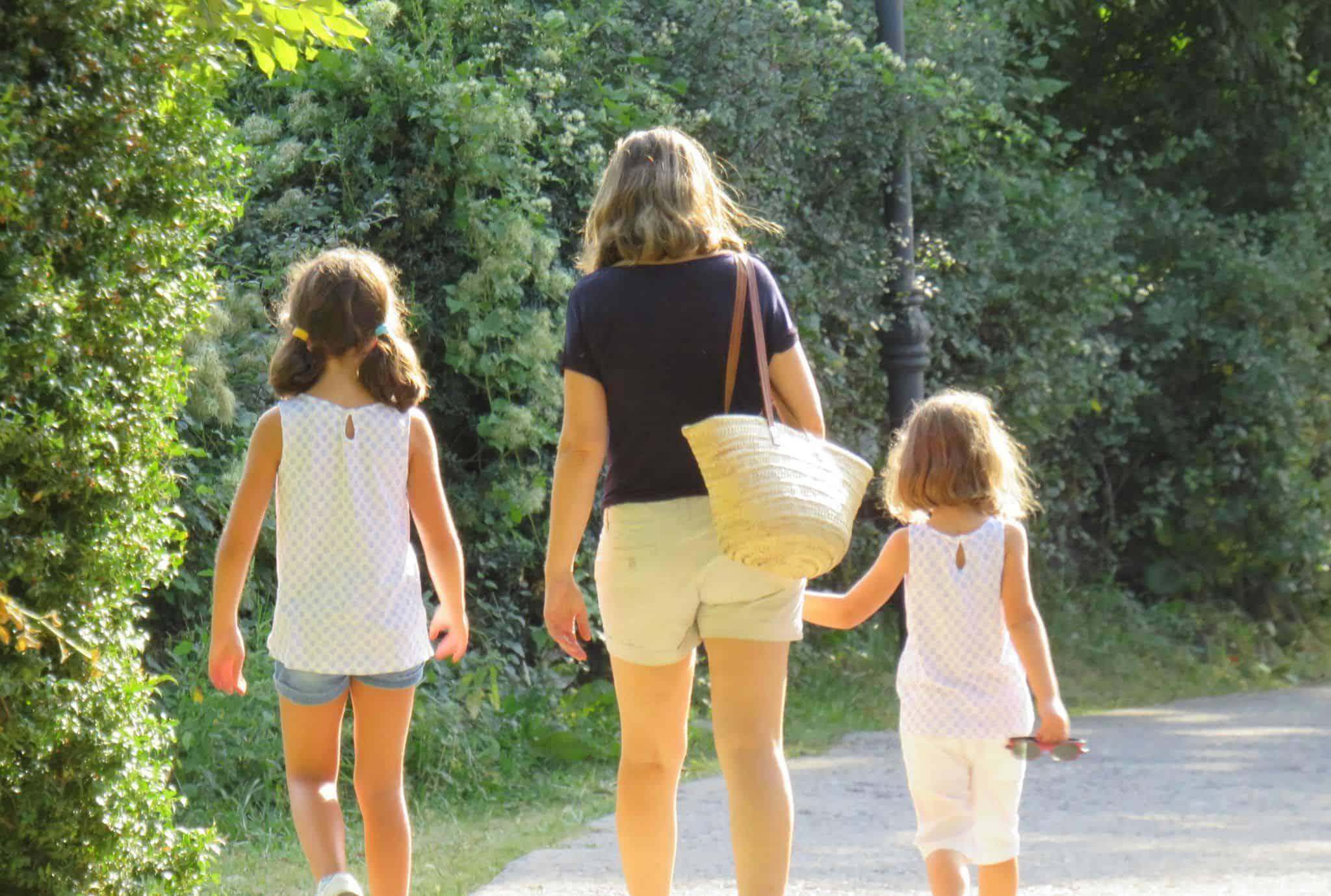 aprovechar el verano en familia