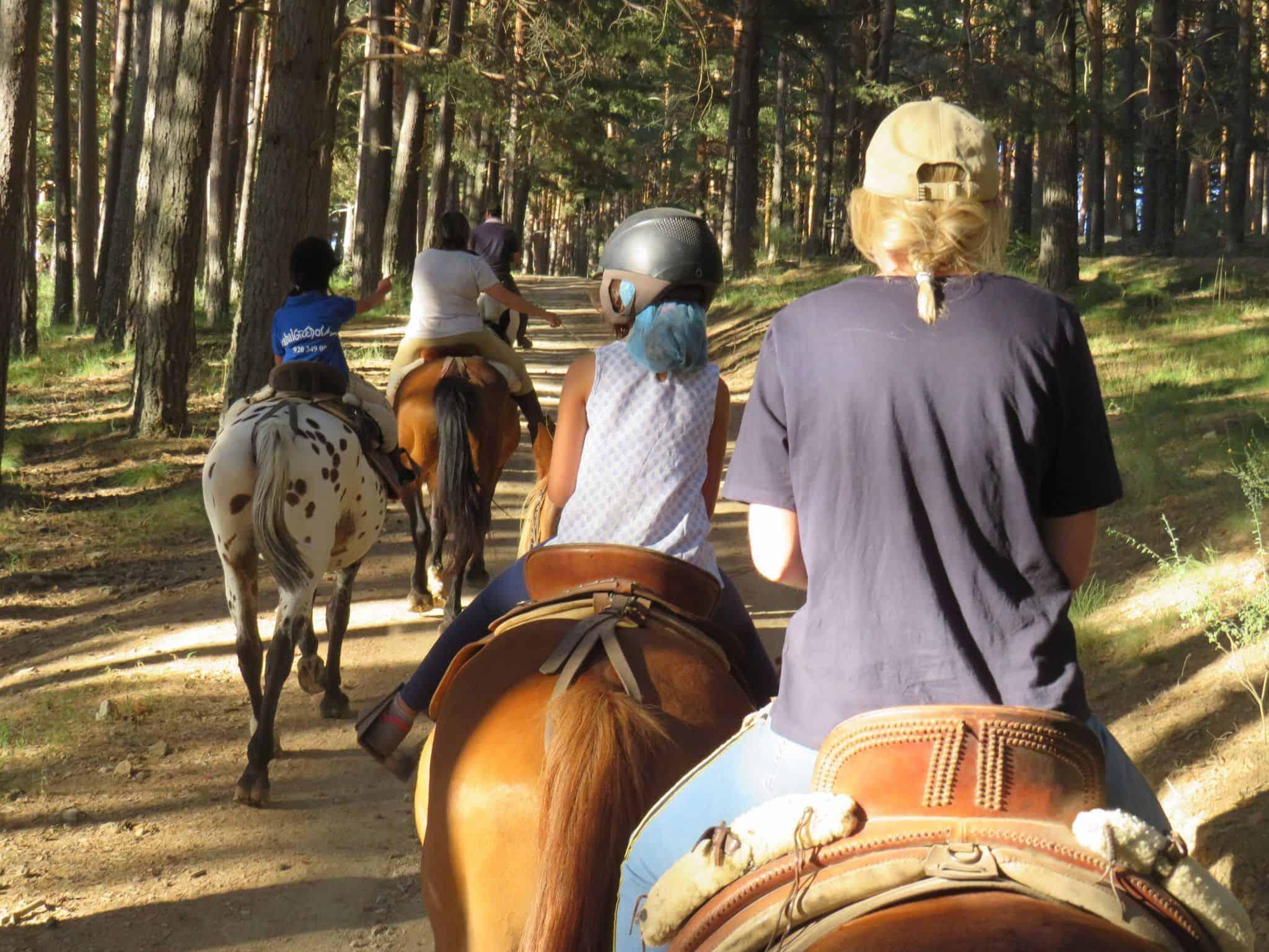 A caballo en Gredos