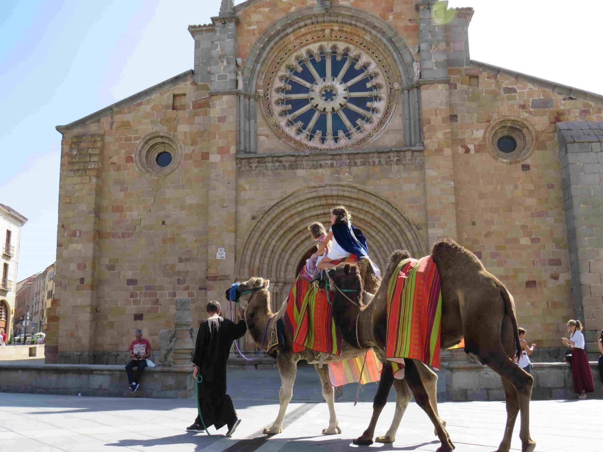 Mercado Medieval de Ávila: el de las Tres Culturas
