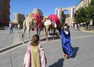 Viernes en el Mercado Medieval @ Casco Histórico de Ávila | Ávila | Castilla y León | España