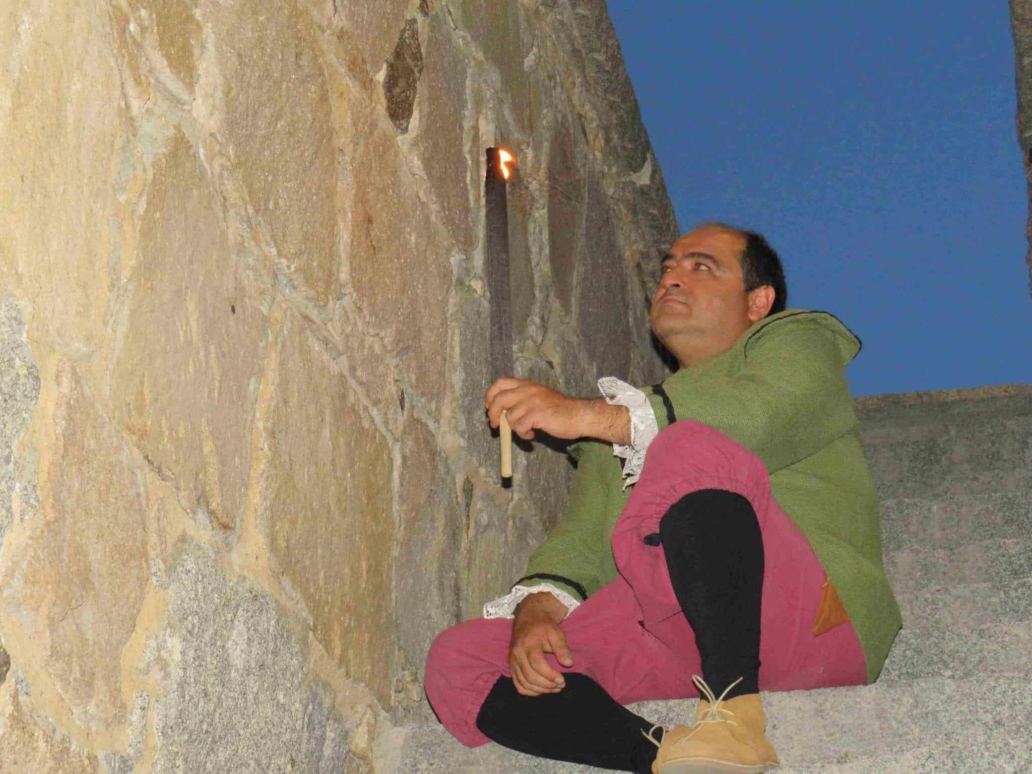 Visitas Nocturnas a la Muralla