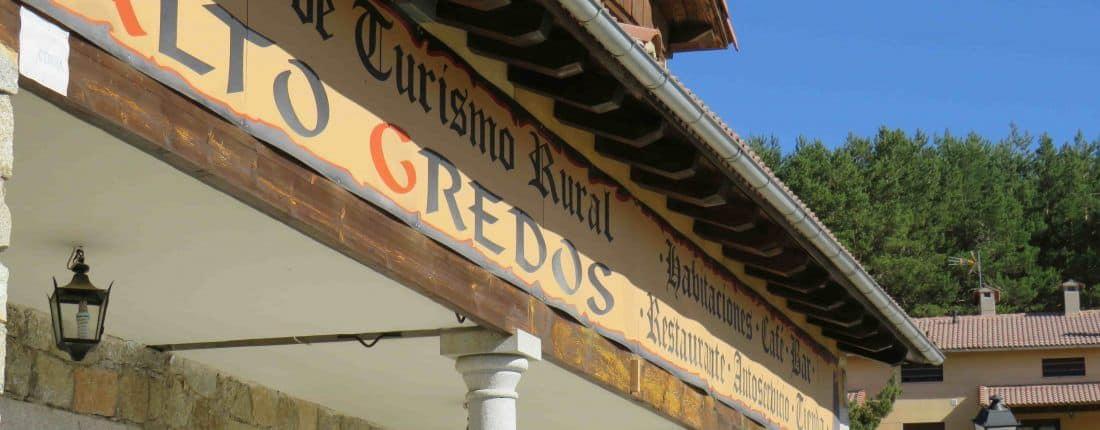 En el CTR Alto Gredos, en Hoyos del Espino