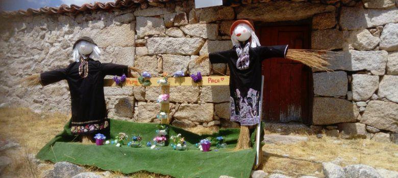 Espantapájaros Garganta del Villar