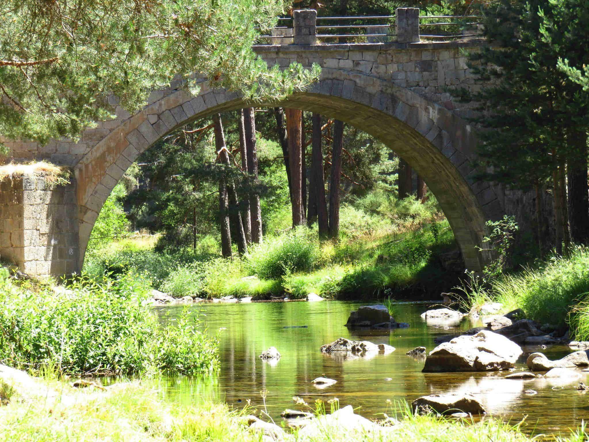 puente del duque Gredos
