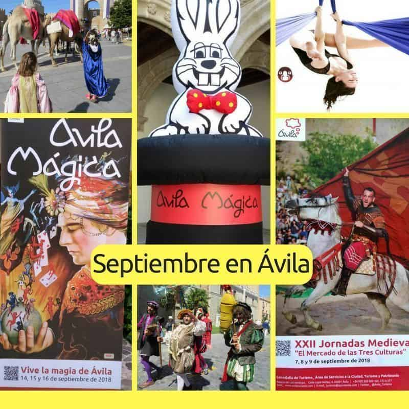 Septiembre en Ávila