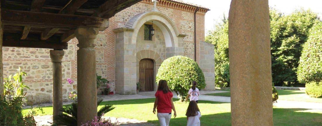 El Santuario de Nuestra Señora de Chilla