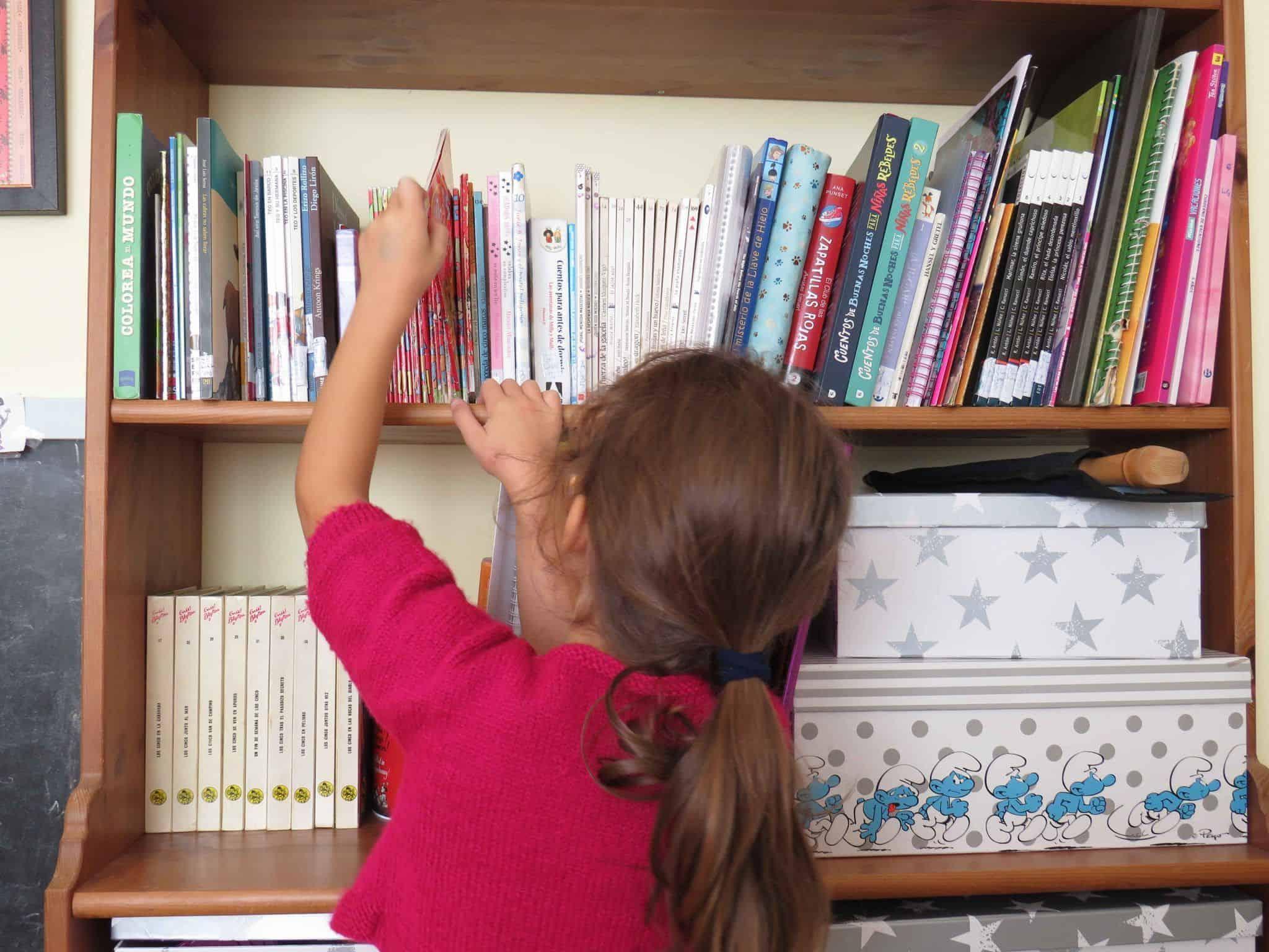 Club de lectura Ávila con Niños
