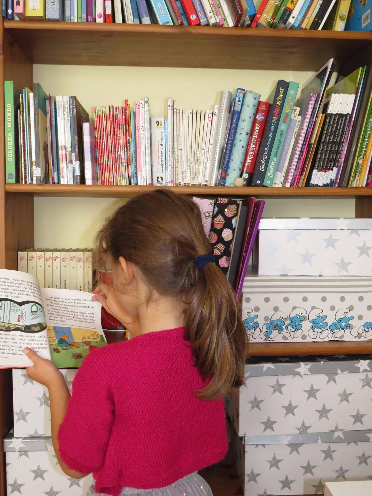 club de lectura avila con Niños
